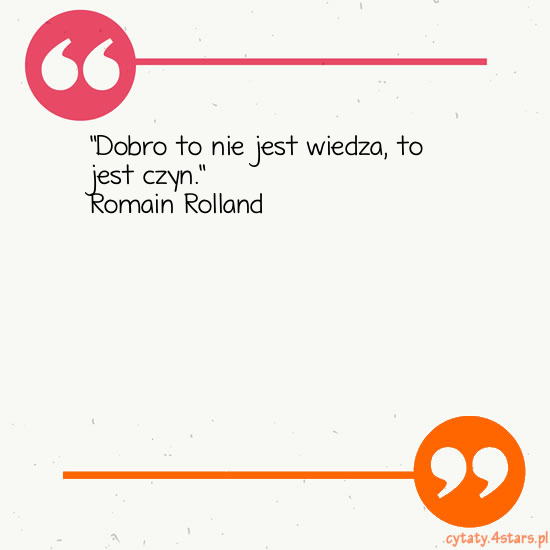 Cytaty:Romain Rolland