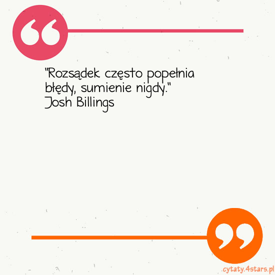 Cytaty:Josh Billings