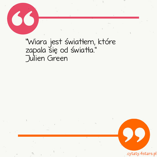 Cytaty:Julien Green